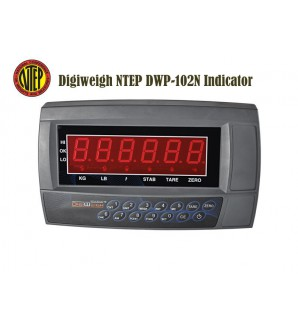NTEP DWP-102N INDICATOR ( DATA CABLE INCLUDED)