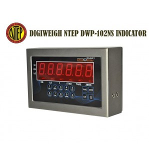 NTEP STAINLESS STEEL INDICATOR ( DATA CABLE INCLUDED)