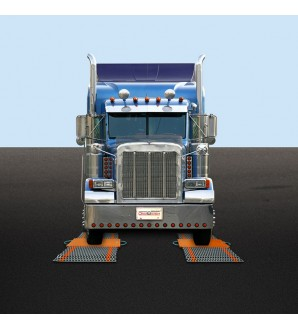 DIGIWEIGH 80K CAPACITY WEIGHING IN-MOTION TRUCK AXLE SCALE