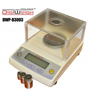 DIGIWEIGH DWP-B3003 TABLETOP BALANCE