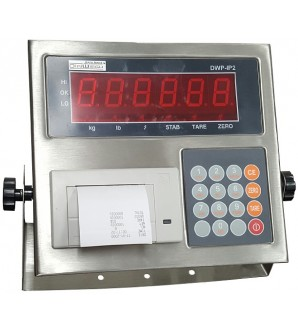 INDICATOR WITH BUILD-IN PRINTER ( DATA CABLE INCLUDED)