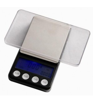 DIGIWEIGH DW-1000D POCKET SCALE (DUAL DISPLAY)