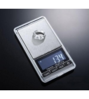 DIGIWEIGH DW-1000CHROME POCKET SCALE