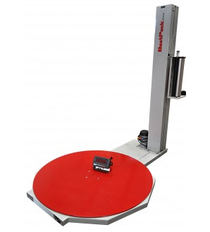 STRETCH WRAP MACHINE WITH SCALE (NOT WIRELESS)