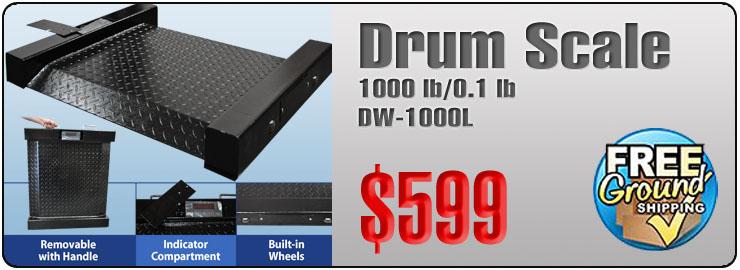 Drum Scales