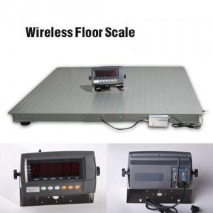 Wireless floor scale (7)